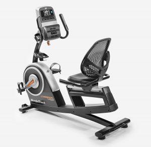 vr21 recumbent exercise bike