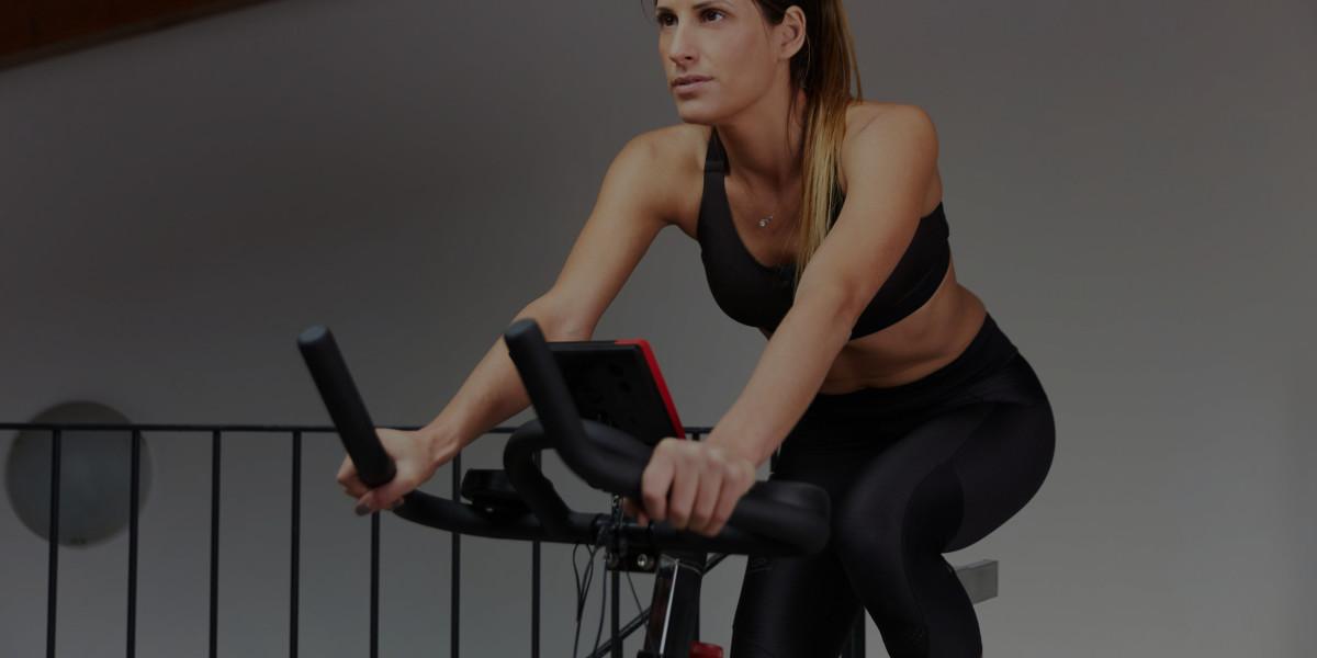 spin bike header