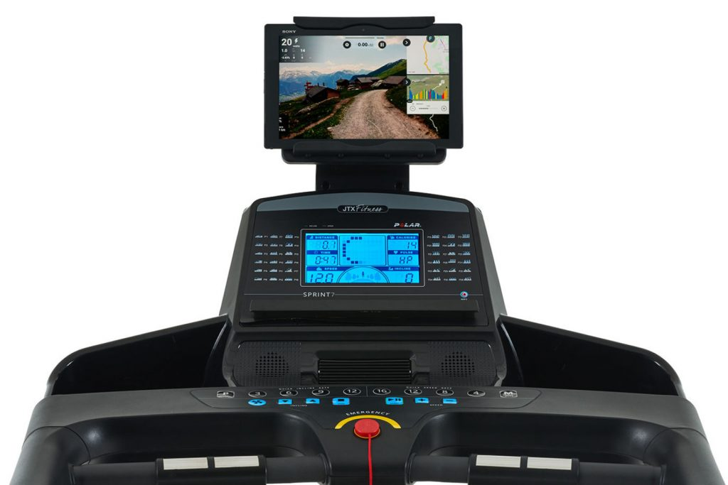 Sprint 7 display