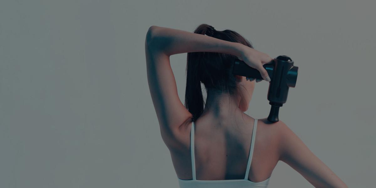 massage gun header