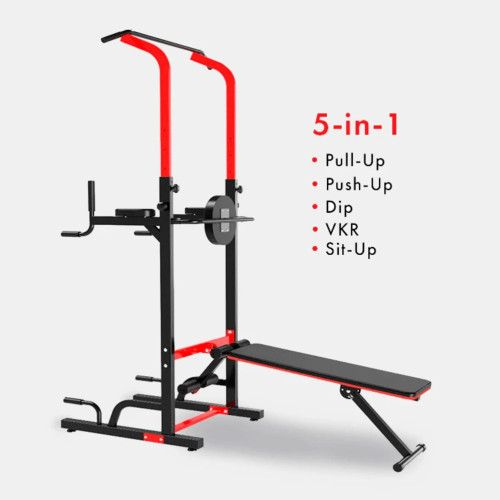 vital gym multigym with pull up bar