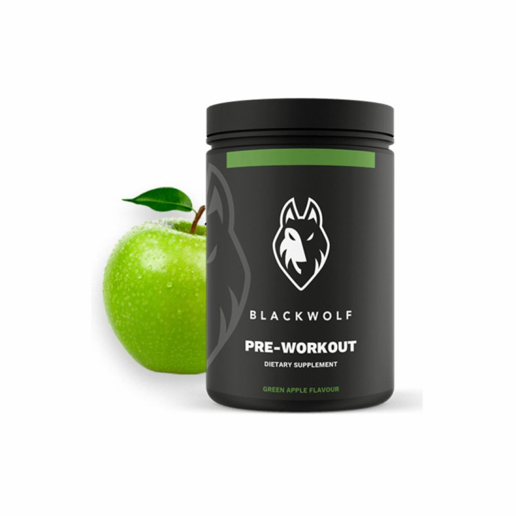 blackwolf apple flavour