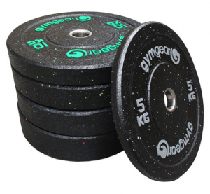 GymGear plates stack