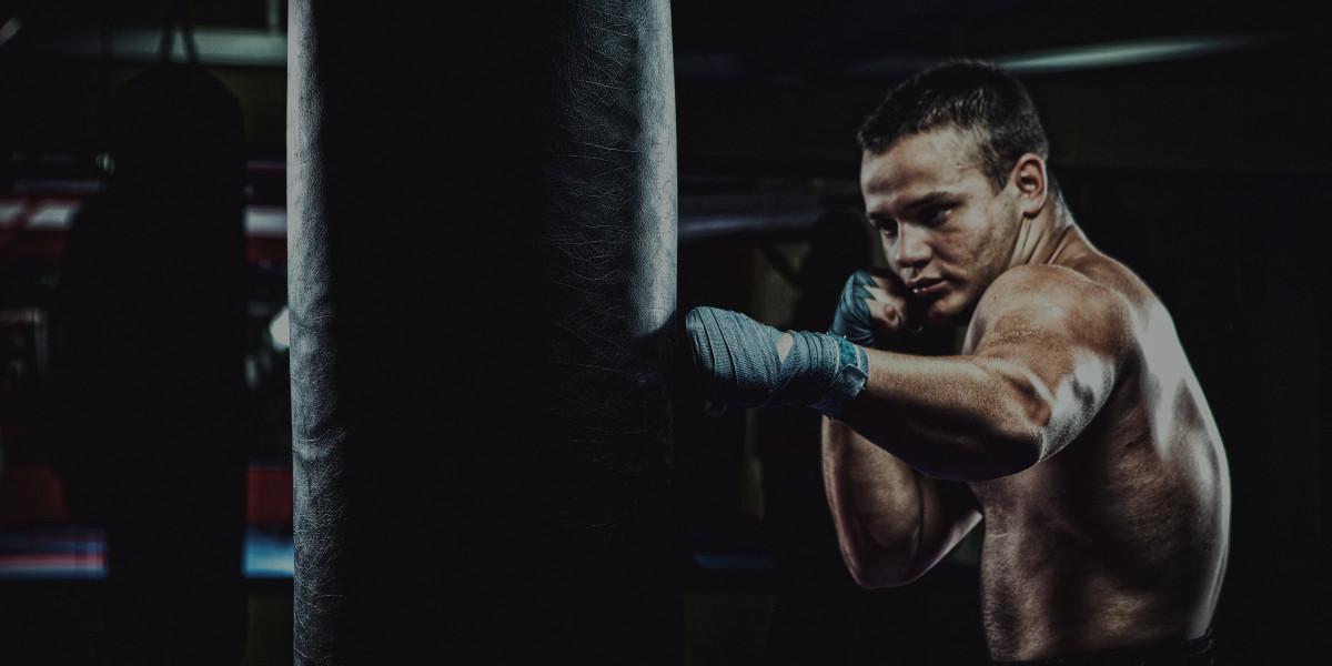 punch bag stands header